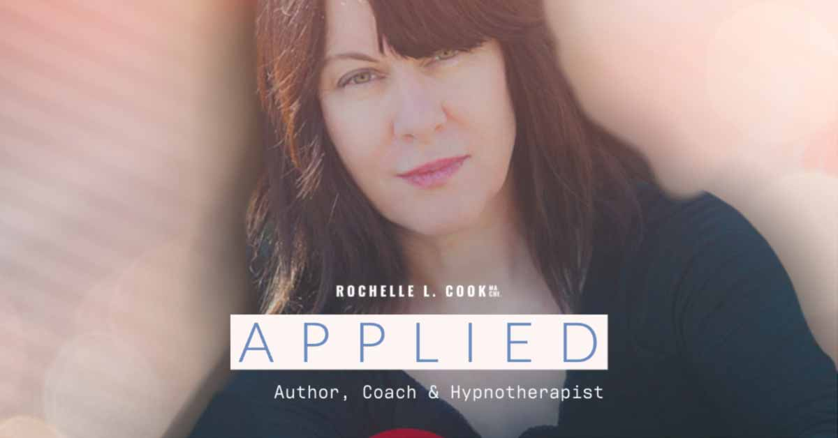 Rochelle L. Cook applies clinical Hypnotherapy to break open negative patterns and change them into positive ones.