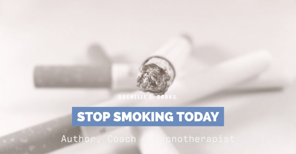 Stop Smoking Today with the protocols of Hypnotherapy